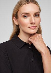 s.Oliver - Shirt dress - black - 4