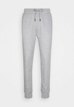 TYRELLC - Trainingsbroek - grey marl/ jet black