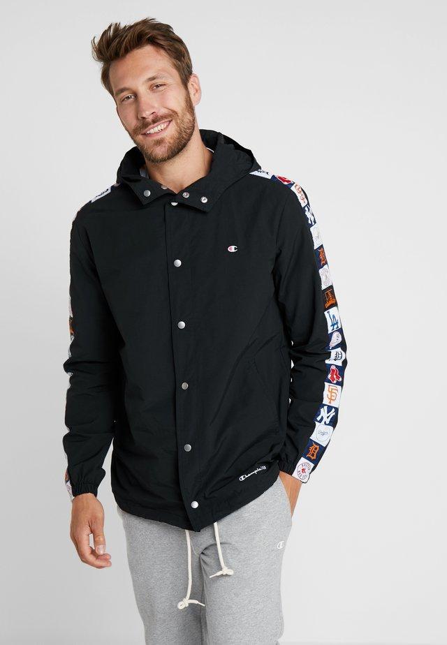 MLB MULTITEAM JACKET - Sportovní bunda - black