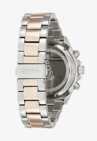 BOSS - OCEAN EDITION - Chronograaf - black/roségold-coloured - 2