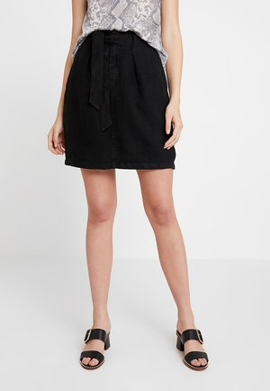 COMFY SKIRT - A-line skirt - black
