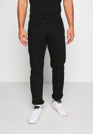 BIG SUR - Bootcut jeans - denim black