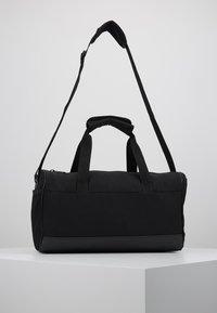 adidas Performance - LIN DUFFLE XS UNISEX - Sportstasker - black/white - 2