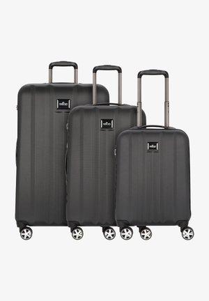 3 SET - Set di valigie - black