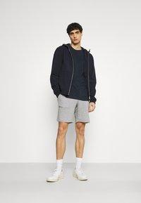 Selected Homme - SLHMICAH - Shorts - light grey melange - 1