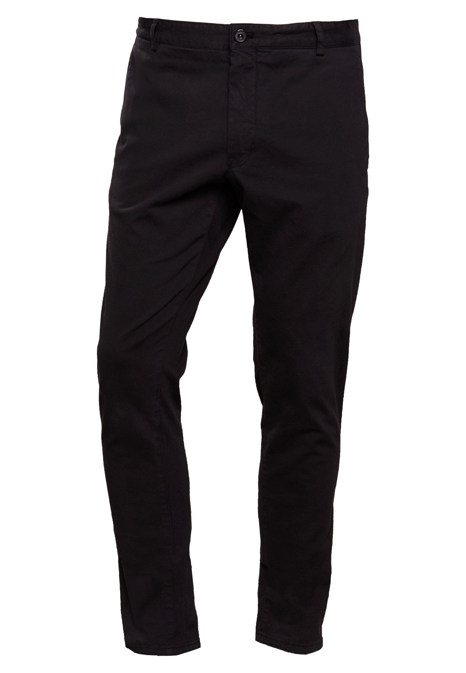 Tiger of Sweden TRANSIT - Pantalon classique - black