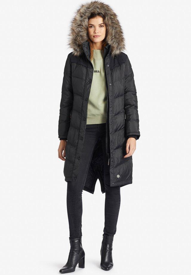 LUBECK - Winter coat - black