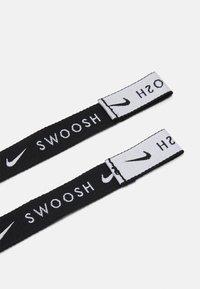 Nike Sportswear - HERITAGE UNISEX - Batoh - black/white - 3
