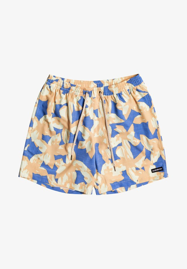 Swimming shorts - celandine