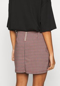 Hollister Co. - Wrap skirt - red - 3