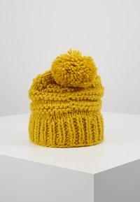 Barts - JASMIN BEANIE - Bonnet - yellow - 2