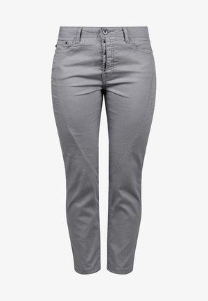 ELBJA - Jeans a sigaretta - mid grey