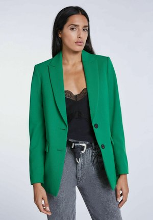 Blazer - apple green