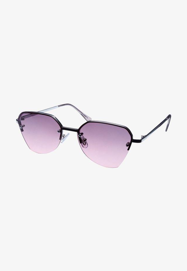 B-FLY - Okulary przeciwsłoneczne - silver