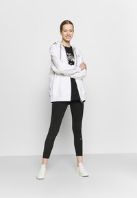 adidas by Stella McCartney - HOODY - Mikina na zip - white - 1
