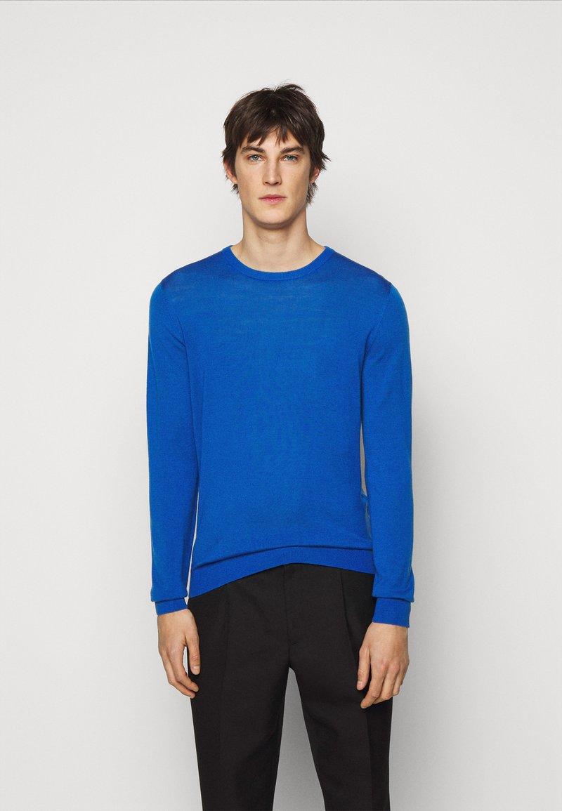 Tiger of Sweden - NICHOLS - Stickad tröja - blau