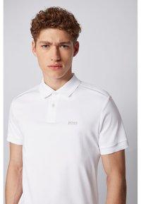 BOSS - PAULE TR - Polo shirt - white - 3