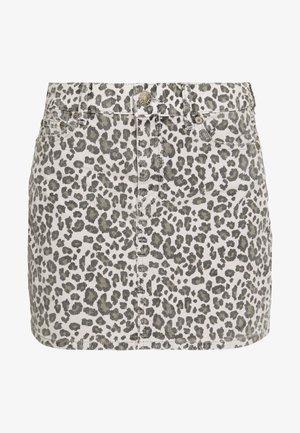MINI LEPORAD - A-line skirt - keep it neutral