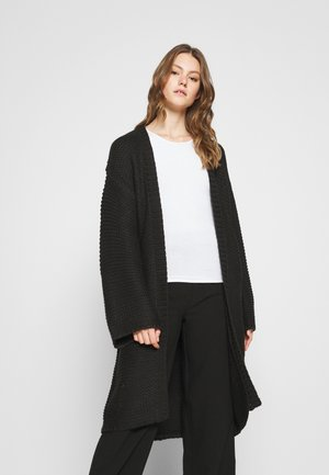 LONG SLEEVE  - Cardigan - black