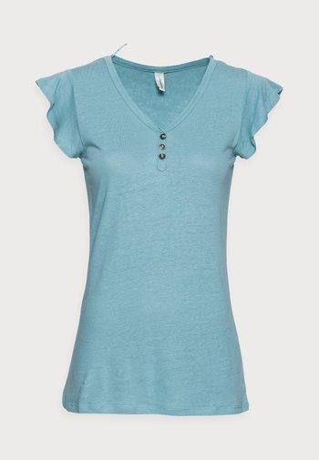 ISABEL - Camiseta básica - turquoise