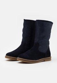 Friboo - Vysoká obuv - dark blue - 1