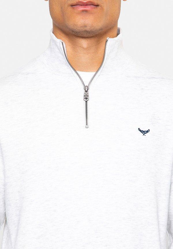 Threadbare Bluza - ecru marl/mleczny Odzież Męska PFQH