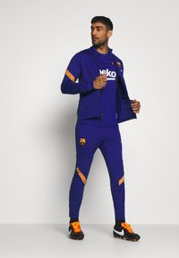Nike Performance - FC BARCELONA DRY SUIT  - Equipación de clubes - deep royal blue/amarillo - 1
