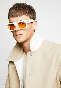 Tom Ford - Sunglasses - white/yellow - 1