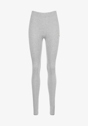 SOLOS 2 LEGGINGS DAMEN - Leggings - Trousers - grey marl