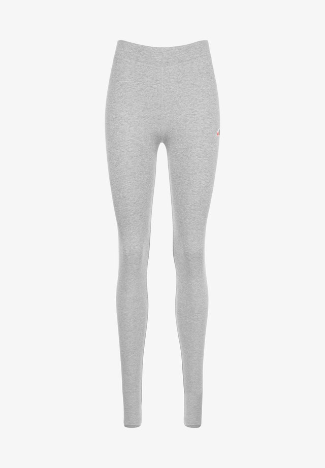 SOLOS 2 LEGGINGS DAMEN - Legginsy - grey marl