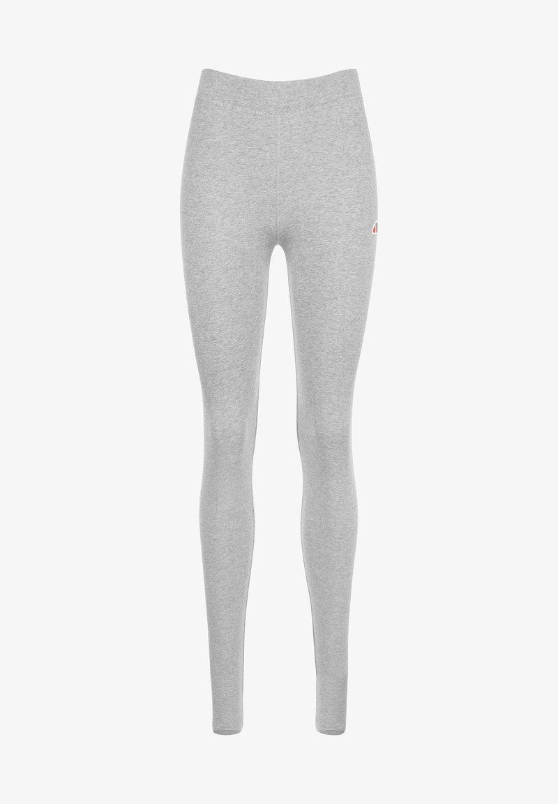 Ellesse - SOLOS 2 LEGGINGS DAMEN - Leggings - Trousers - grey marl