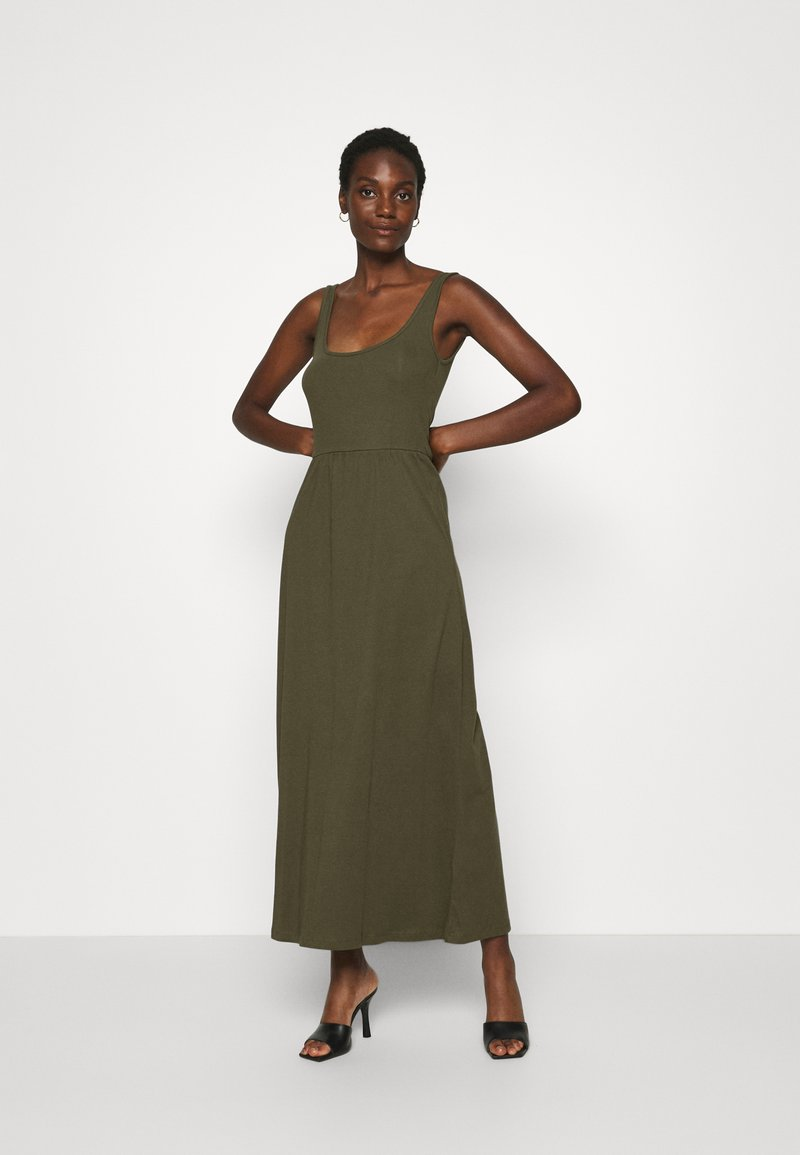 Anna Field - Jersey dress - olive night