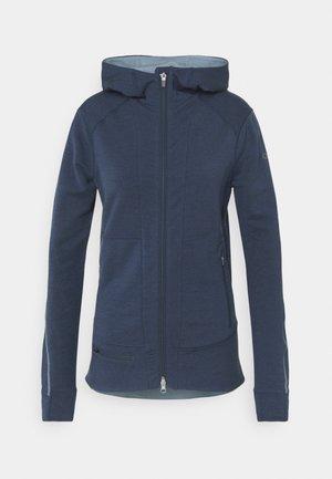 QUANTUM - Bluza rozpinana - serene blue