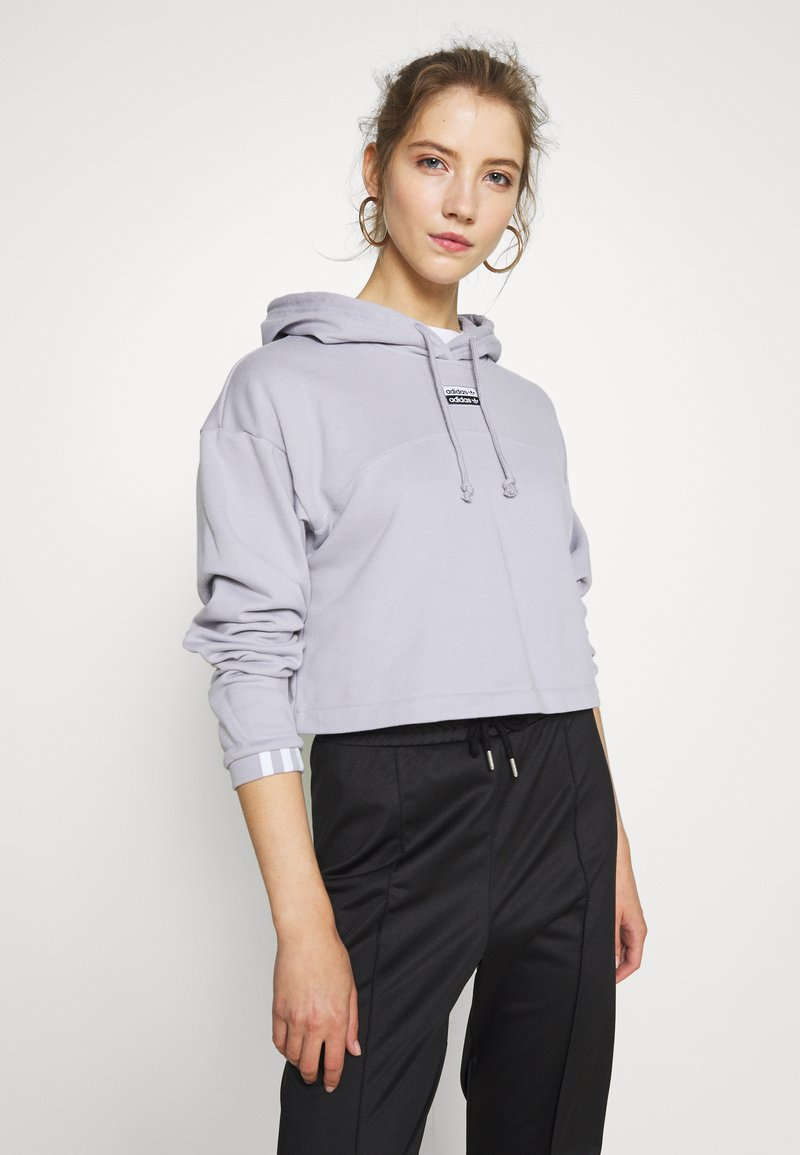 adidas Originals - SPORTS INSPIRED - Hoodie - glory grey