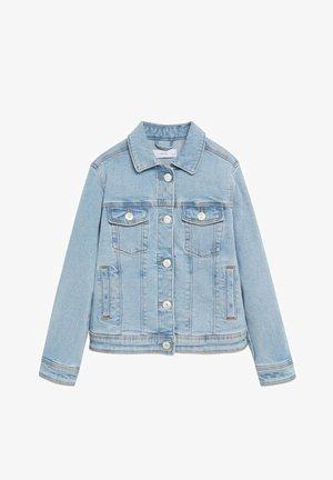 ALLEGRA - Denim jacket - bleu clair