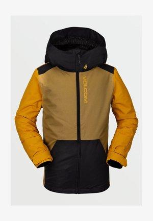 Snowboard jacket - burnt_khaki