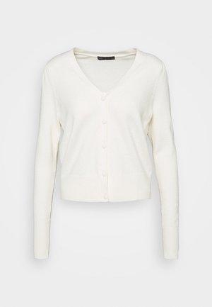 PLEAT SLEEVE  - Vest - beige