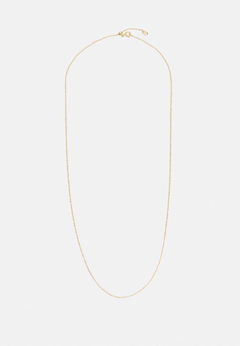 Maria Black - CHAIN NECKLACE UNISEX - Halskette - gold-coloured