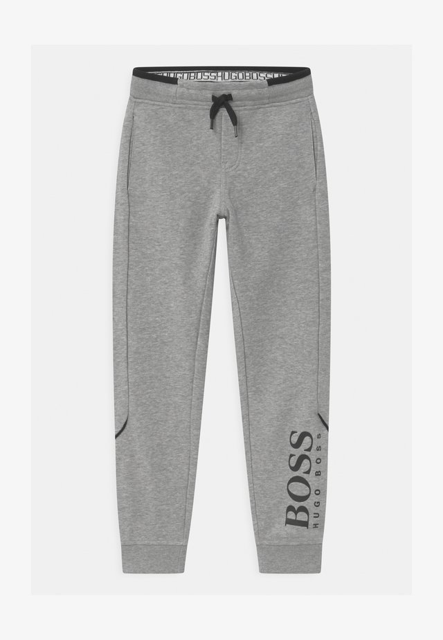 BOTTOMS - Trainingsbroek - mottled grey