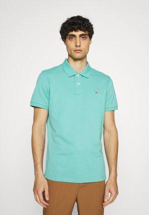 THE ORIGINAL RUGGER - Polo shirt - green lagoon