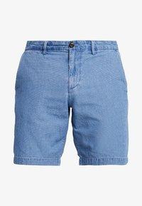 GAP - STRETCH LIVED - Shorts - dobby blue - 4