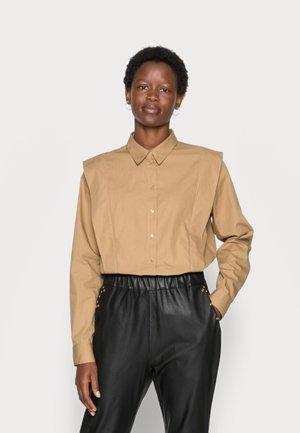 SLFBELLO - Button-down blouse - kelp