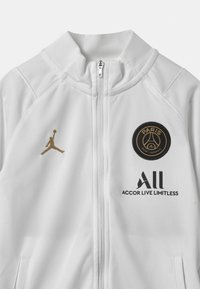 Nike Performance - PARIS ST GERMAIN SET UNISEX - Club wear - white/black/truly gold - 3