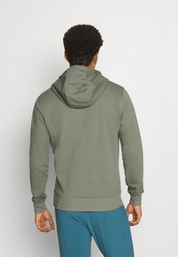The North Face - MENS LIGHT DREW PEAK HOODIE - Jersey con capucha - agave green - 2