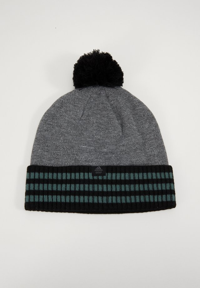 STATEMENT BEANIE - Pipo - black