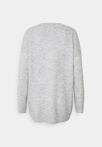 Even&Odd - Strickpullover - mottled light grey - 1