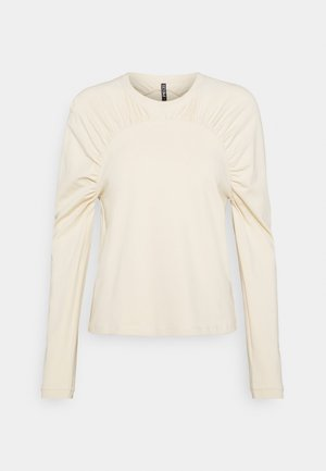 PCLABY - Long sleeved top - fog