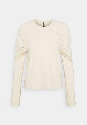PCLABY - Maglietta a manica lunga - fog