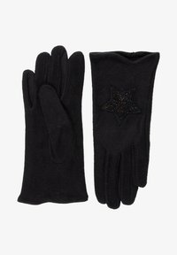 Six - Gloves - black plus - 0