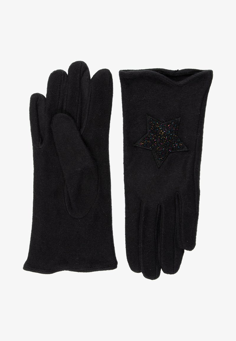 Six - Gloves - black plus